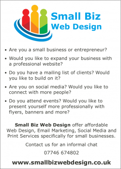 Web design for small businesses uk website design directory to small biz web design a5 flyer2g solutioingenieria Images